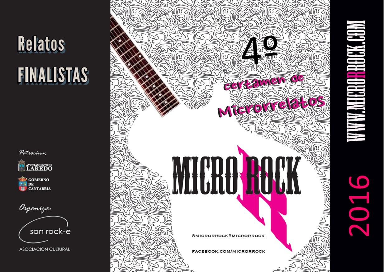 El certamen de microrrelatos 'MicroRock' 2016 se va a Barcelona.